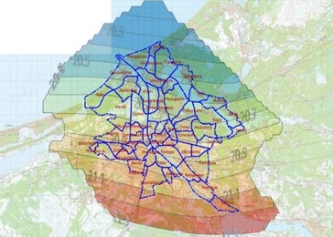 Rīgas pilsētai jauns kvaziģeoīda modelis